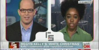 Reliable Sources Suggests FNC's Demographics Influenced Megyn Kelly's Santa Comments