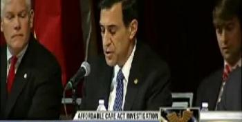 Darrell Issa's 'Field Hearing' Attacks Obamacare Navigators
