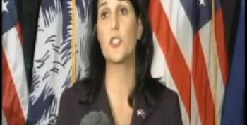Court Rules Gov. Nikki Haley Violated Civil Rights By Arresting Occupy Protesters