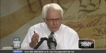 Bryan Fischer: Duck Dynasty Star Is An 'American Hero' For Anti-Gay 'Anus' Remarks