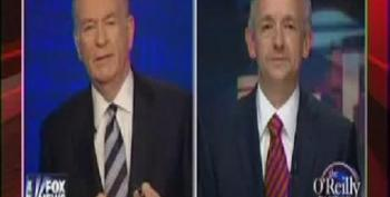 Wingnut Pastor Tells O'Reilly Satan Is Behind 'War On Christianity'