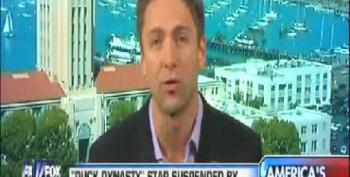 Fox News Guest: Anti-Gay Rant Makes Duck Dynasty's Phil Robertson Like MLK