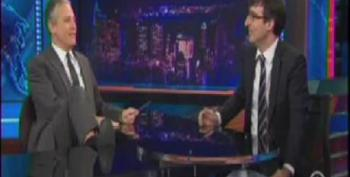 The Daily Show Bids Farewell To John Oliver