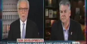 Peter King Says Rand Paul Has 'Disgraced His Office'