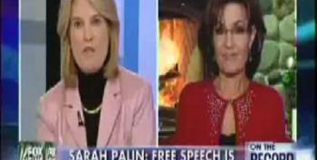 Van Susteren Attempts To Explain Concept Of Free Speech To Palin
