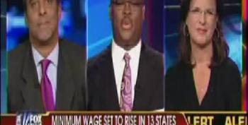 Fox's Charles Payne Asks 'Why Aren't We Growing The Top' Instead Of Raising Minimum Wage