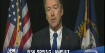 Rand Paul To File Class-Action Suit Over NSA Spying Practices