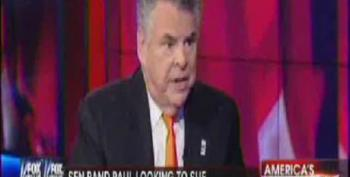 Peter King: NSA Should Be Spying On Congress In Case They're Talking To Al Qaeda