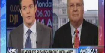 Karl Rove Calls Push To Raise Minimum Wage An 'Obamacare Distraction'