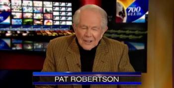 Pat Robertson: There Are No SUVs On Jupiter So Global Warming Is A Scam