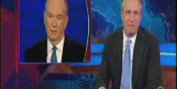 Jon Stewart Takes On O'Reilly For Comparing Marijuana Use To Russian Roulette
