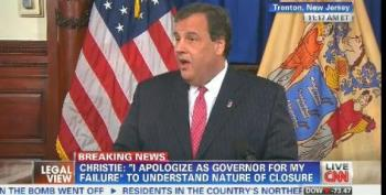 Maybe Sports Talk Radio Is Chris Christie's Only Option