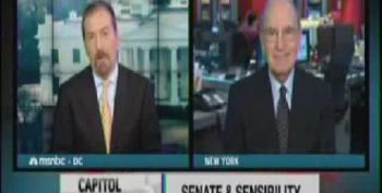 Chuck Todd Plays Concern Troll For Mitch McConnell's Whining About Filibuster Reform