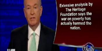 O'Reilly: 'True Poverty Is Being Driven By Personal Behavior'