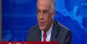 David Brooks Circles The Wagons For Christie: People 'Want A Bully To Go To Washington'