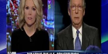 Megyn Kelly To McConnell: Stop Fighting Obama In Court And 'Try To Impeach Him'
