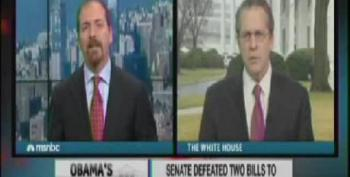 Chuck Todd Asks If Democrats Should Have Given More To Republicans To Get UI Benefits Extended