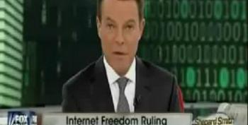 Shepard Smith Dismantles Corporate Shill Anti-Net Neutrality Guest