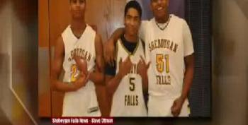 School Suspends Black Players Because LeBron '3-point' Sign 'Looked' Gang Related