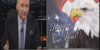 Bill Maher Offers His New Year's Resolutions For America