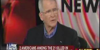 Fox Continues To Prop Up War Criminal Oliver North To Push For Endless War In The Middle East