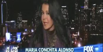 María Conchita Alonso: I Endorsed Anti-immigrant Candidate To 'Fight Communism'