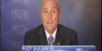 Giuliani Inadvertently Absolves Obama In Fake IRS 'Scandal'