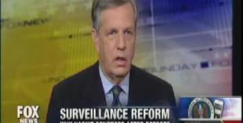 Fox's Hume: If Everyone Is Supposedly Under Surveillance, Then No One Is