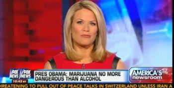 Fox's MacCallum: Solution To High Minority Arrest Rate Is For Blacks To Smoke Less Weed