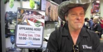 Ted Nugent: Obama Is 'Subhuman Mongrel' And Deserves 'Just Due Punishment' For Treason
