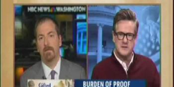 Scarborough Pretends It Would Have Been Better For VA Dems To Have Gone After McDonnell Instead Of Feds