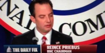 Reince Priebus Tells The GOP To Tone Their Rhetoric Down