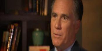 Romney: Putin 'Outperformed' President Obama On World Stage
