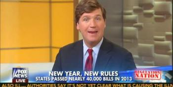 Tucker Carlson: Young People Don't Know What Entrée To Order So Don't Let Them Vote