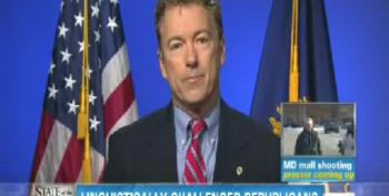 Rand Paul On Poverty And Unwed Mothers