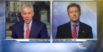 Rand Paul Says Bill Clinton Got A Free Pass FromThe Media Over Lewinski Scandal