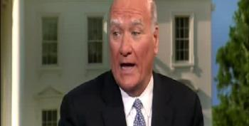 Bill Daley Schools Face The Nation Panel On Today's Reality