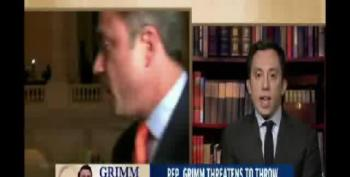 NY1 Reporter: Grimm 'Angrier Than Any Politician I've Ever Seen'