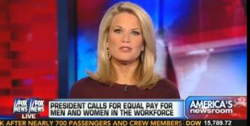Fox's MacCallum: No Need For Equal Pay, Women Already Get 'Exactly What They're Worth'