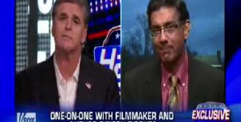 D'Souza Says He 'Got Under Obama's Skin' With Film