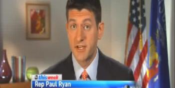 ABC Host Grills Paul Ryan: 'You Don't Think The Pope Would Endorse Your Budget'
