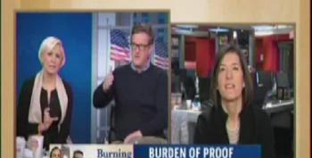 Joe Scarborough Blows Off NYT Reporter On Christie Bridgegate Scandal
