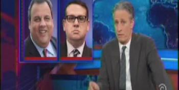 Stewart Mocks Media For 'Measured Approach' To Christie Scandal