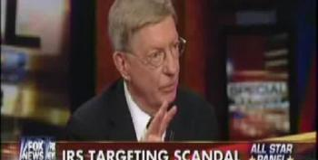 George Will: Fake IRS 'Scandal' Equivalent To Watergate, Iran-Contra