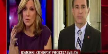 Darrell Issa Claims ObamaCare Will Slash Equivalent Of 2.3M Full-Time Jobs