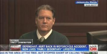 Michael Dunn Cries About His Puppy, But Says He Ordered A Pizza After Killing Teen