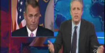 Jon Stewart Rips The GOP For Hypocrisy On Immigration Reform