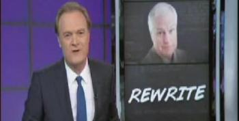 Lawrence O'Donnell Features Best Reply Ever To NFL Prospect Michael Sam Coming Out