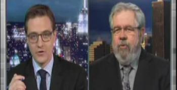 David Cay Johnston Takes Apart Chris Christie's False Meme On 'Income Equality'