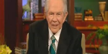 Pat Robertson: 'Keep Your Mouth Shut' After Sex With Transsexual Women